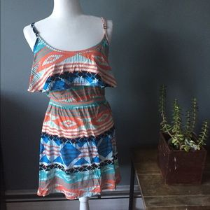 Threads 4 Thought Boho Aztec Dress